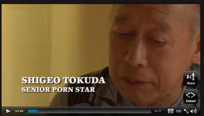 Kakek-kakek dalam Film Dewasa Jepang