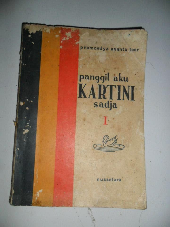 """Resensi Buku: """"Panggil Aku Kartini Saja"""" -Pramoedya Ananta Toer"""