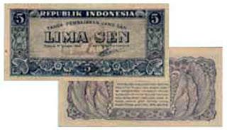 Oeang Republik Indonesia, Persatuan dan Kedaulatan Bangsa