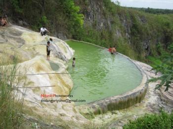 Sensasi Mandi Air Hangat Di Ciseeng Bogor Kompasiana Com