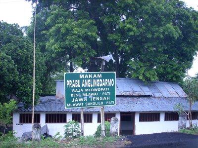 Prabu Angling Dharma Ada di Pati