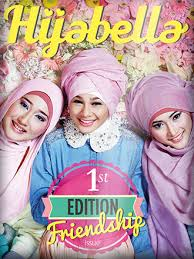Majalah Fashion untuk Muslimah