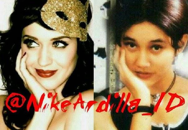 Katy Perry Plagiat Nike Ardila?