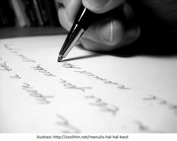 motivasi menulis apa kata para penulis hebat dari masa ke masa