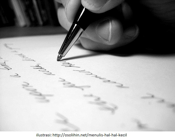 Motivasi Menulis:Apa Kata Para Penulis Hebat Dari Masa ke Masa?