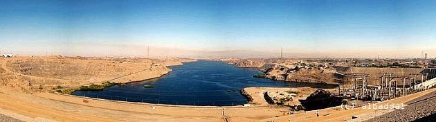 Menelusuri Bendungan Raksasa Aswan di Selatan Mesir