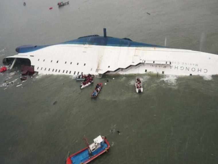 Tenggelamnya Kapal Sewol Di Korea Selatan: Tragedi Titanic