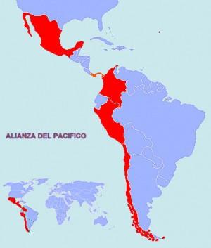 Integrasi Amerika Selatan dan Aliansi Pasifik