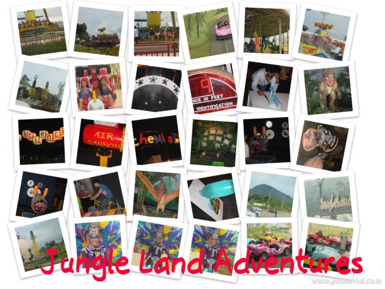 Jungle Land-Wisata Petualangan & Iptek!