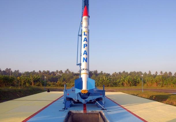 Roket RX520 Bikin Takut Negara Tetangga