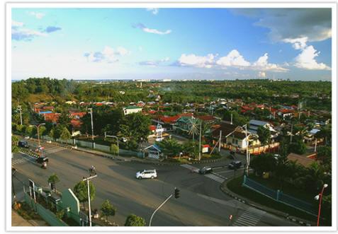 Wisata Alam kota Bontang