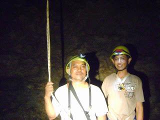 Menyusuri Gua/Luweng Cokro di Umbulrejo, Ponjong, Gunungkidul