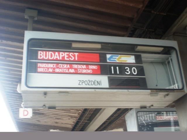 Kenangan Sepanjang Jalan ke Budapest