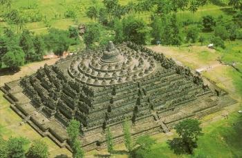 Borobudur, Teknologi, dan Peradaban Abad 9 Nusantara oleh
