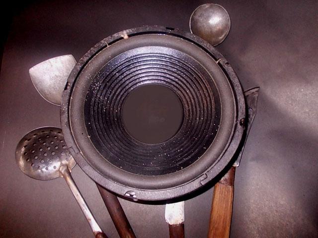 Speaker Bisa Dijadikan Alat Dapur