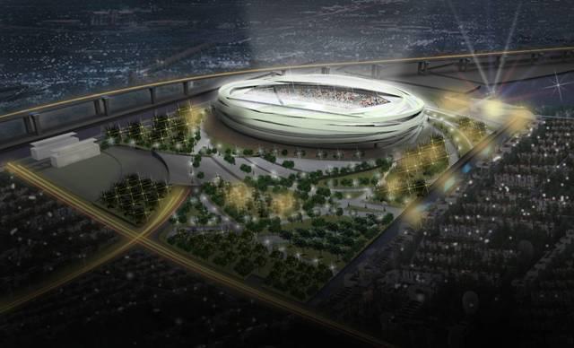 Stadion Taman BMW, Menanti Janji Jokowi