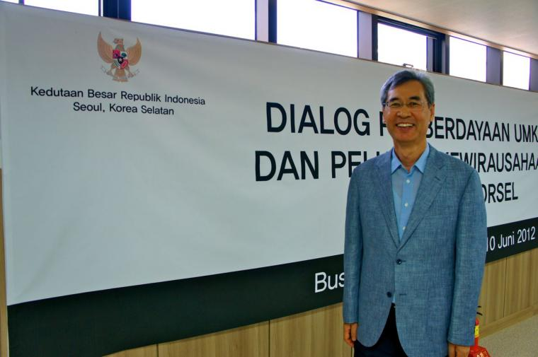 Profesor Kim dan Visi Indonesian Wave