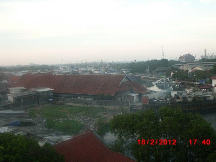 Menyaksikan Keindahan Pelabuhan Sunda Kelapa yang Termahsyur