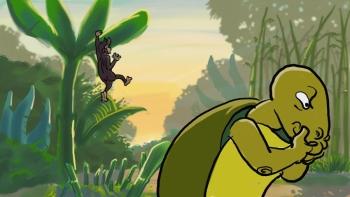 8800 Gambar Animasi Hewan Kura-kura HD
