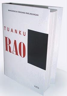 """Tuanku Rao @ Pongki Nangolngolan Sinambela: """"Genetis Batak, Sosiologis Minangkabau"""""""