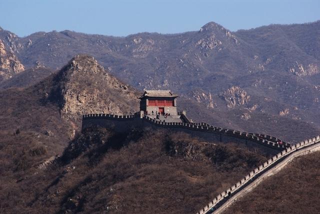 Ambisi Setelah Tembok Raksasa China