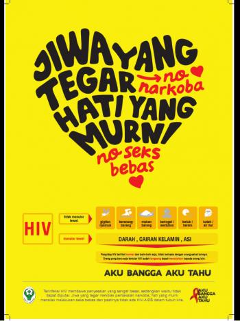 Aku Bangga Aku Tahu Kampanye Edukasi Untuk Menekan Laju Hiv Aids