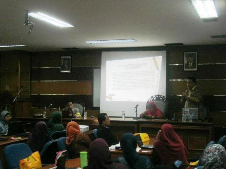 Sukses, Penyelenggaraan Pelatihan Blog Guru Angkatan Kedua