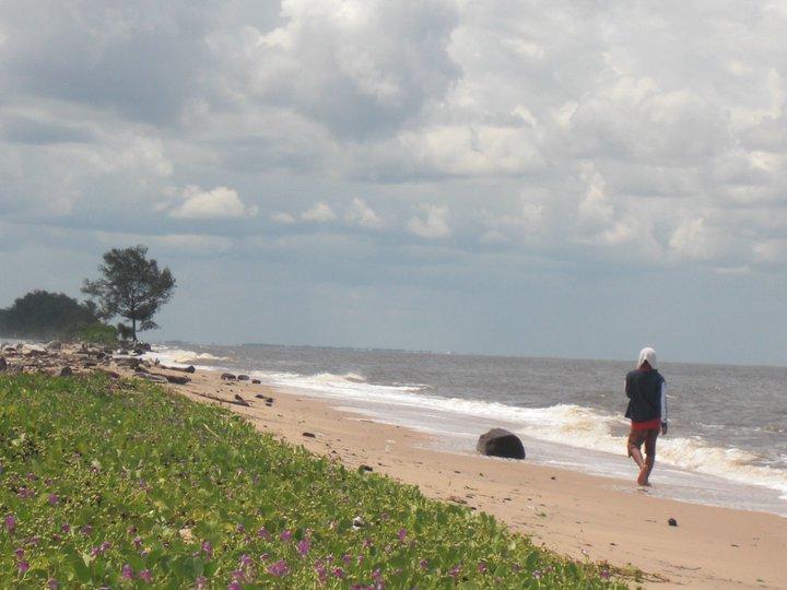 Pantai Ujung Pandaran, Sampit (Kalteng)