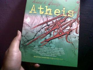 """Mengulas """"Atheis"""" Achdiat K. Mihardja"""