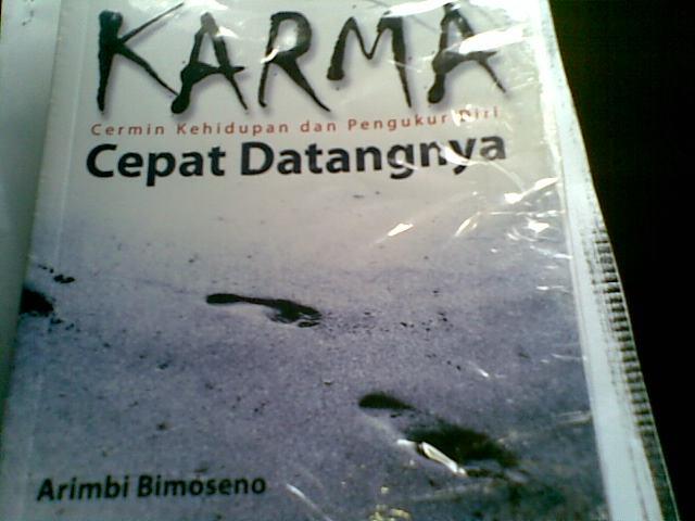 Bercermin dengan Hati: Karma Cepat Datangnya!