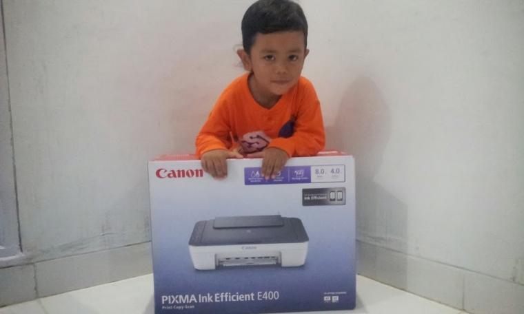 Canon Printer PIXMA E400 Memudahkan Semua Pekerjaan