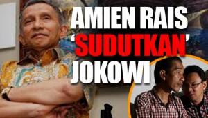 Amin Rais Atau Jokowi Yang Menyesatkan ?