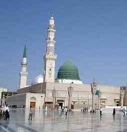 Ziarah Masjid & Makam Nabi SAW