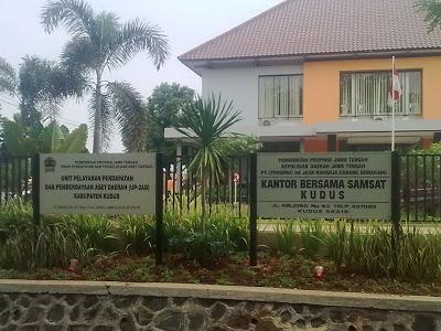 Samsat Kudus, Cermin Reformasi Birokrasi dalam Public Service