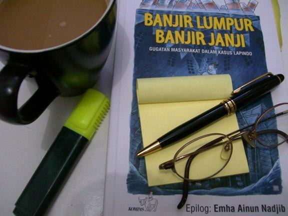 Memperingati 6 Tahun Tragedi Pengeboran Lapindo Brantas (bag.-1) : Ketika Lumpur Mulai Menyembur