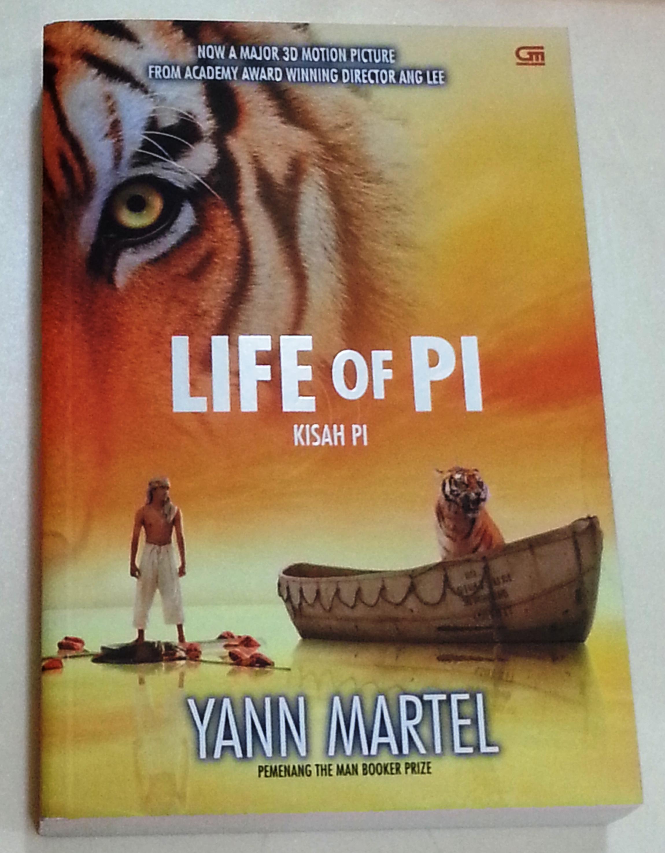 Novel Life Of Pi Bahasa Indonesia Pdf