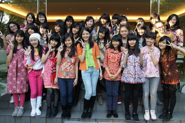 JKT48 Generasi Kedua Audisi di Tokyo