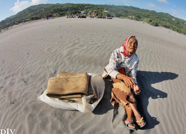 Parang Tritis, Pantai Mistis nan Eksotis