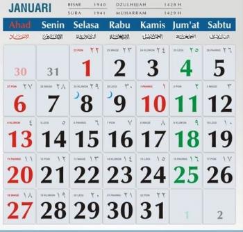 Tokoh Besar Di Balik Kalender Masehi Dan Hijriyah Oleh Andi Harianto