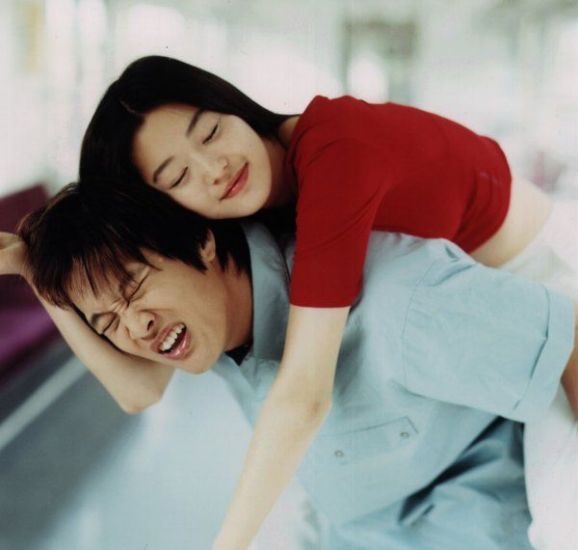 "Review Film Lawas Korea ""My Sassy Girl"""