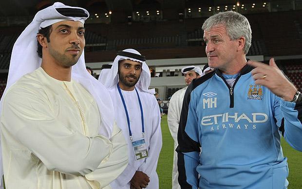Sheikh Mansour, Penguasa Dubai Serta Efek M. City
