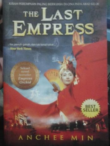 The Last Empress,