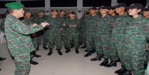 Jago Tembak TNI AD Berlaga di Lomba Tembak Asean