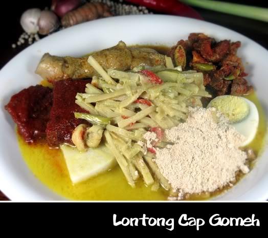 Khas Imlek: Lontong Cap Gomeh (resep)