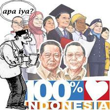 Aku Cinta Indonesia: Benarkah?
