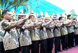 Musik Bambu Tradisional Masyarakat  Kepulauan Sangihe Talaud