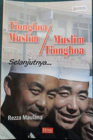 China Muslim Indonesia di Yogya