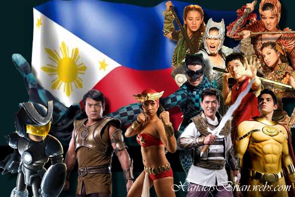 Pinoy & Pinay Superhero