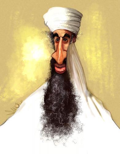 Osama bin Laden Masih Hidup Dalam Lindungan Obama?
