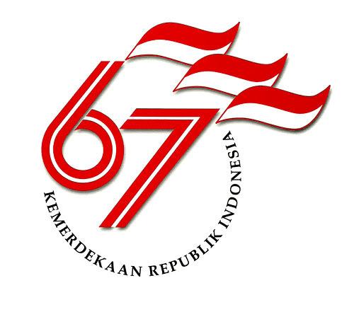 Logo dan Tema HUT Kemerdekaan RI ke-67 Tahun 2012